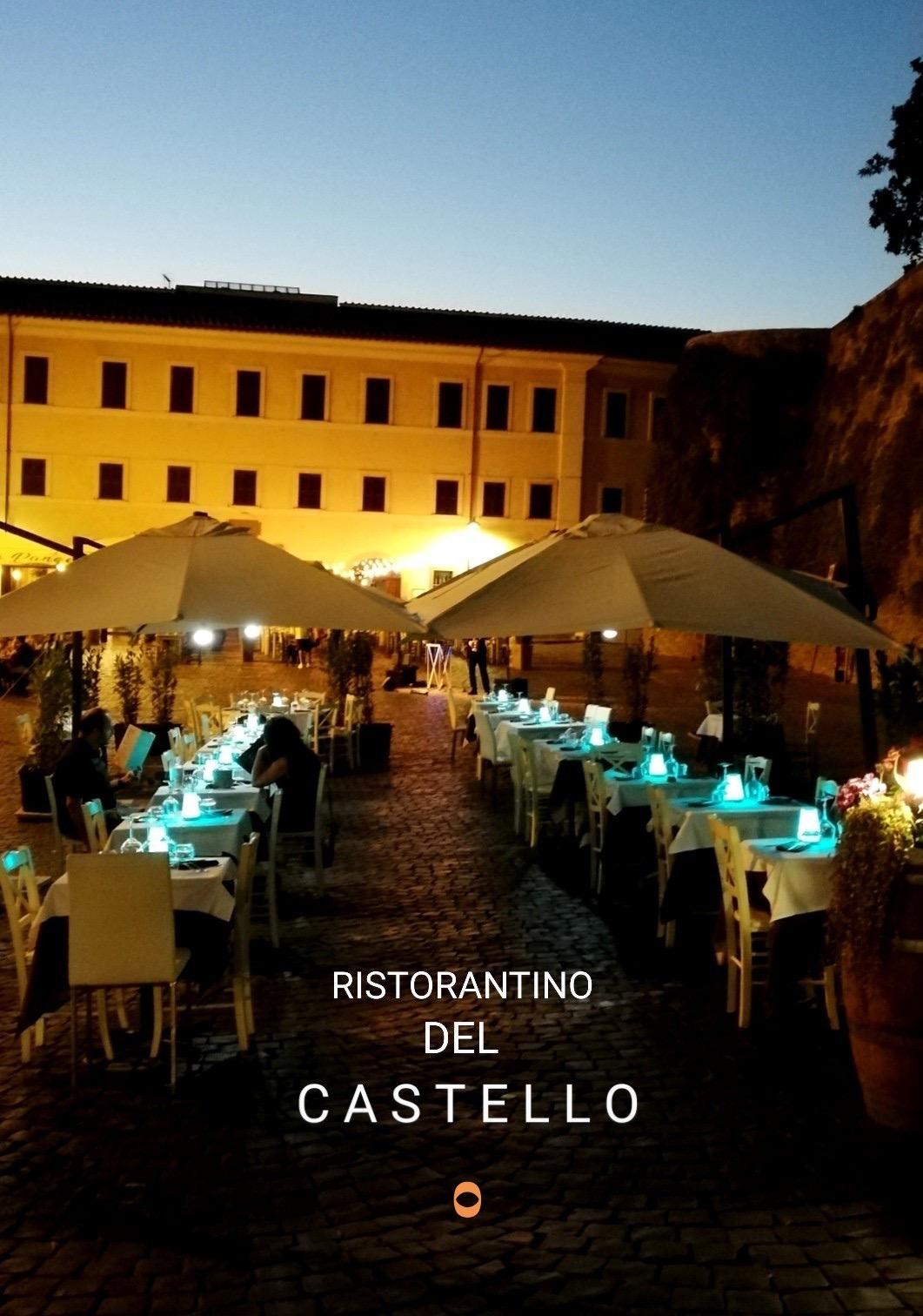 ristorantino del castello ristorante bracciano